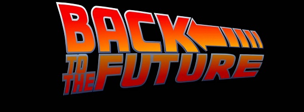 back to the future fonte logo