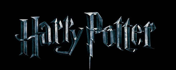 harry potter logo fonte