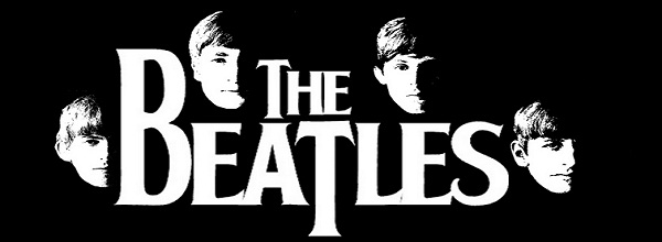 the beatles fonte logo