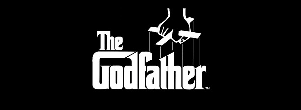 the godfather logo fonte