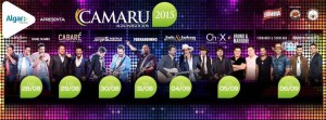 Camaru 2015 - Shows